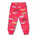 กางเกง สีแดง ลาย Batman The Dark Knight 3T