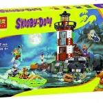 เลโก้จีน BELA No.10431 ชุด Scooby Doo Haunted Lighthouse