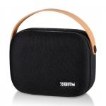 AIBIMY MY-550BT Bluetooth Speaker ลำโพงบลูทูธ ดีไซน์ล้ำทันสมัย (สีดำ)