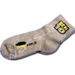 ถุงเท้า สีน้ำตาล ลาย Ben 10 Alien Force 17CM