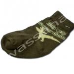 ถุงเท้า สีน้ำตาล ลายไดโนเสาร์ 9CM