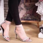 รองเท้าส้นสูง ZARA style ทรงเปิดหน้า Classic สวยดูดี หนังนิ่มอย่างดี ใส่สบายเท้า ดีเทลซิปหลัง สวมใส่ได้ง่าย พื้นนิ่มอย่างดี ใส่แมทได้ง่าย ไม่มี Out สูง 3 นิ้ว