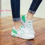 รองเท้าผ้าใบ หนานุ่ม Pastel shoes design by Korea สีสันหวานๆ งานดีไซน์ จาก Korea ตัวนี้กำลังนิยมมากๆ กลุ่มวัยรุ่นเกาหลี เป็นผ้าใบสีสัน พาสเทสหวานๆ ใส่นุ่มเท้าจะแมทกับขาสั้นขายาว ได้หมด ลงตัวทุกสไตส์