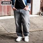 [พรีออเดอร์] กางเกงยีนส์แฟชั่นเกาหลีผู้ชายไซต์ใหญ่ size 36 - 46 ขายาว - [Preorder] Plus size Men ฺKorean Hitz size 36 - 46 Long Jeans