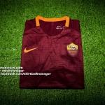 เสื้อบอลเวอร์ชั่นนักเตะ โรม่า เหย้า Player Issue A.S. Roma Home 2016/2017