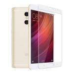 ฟิล์มกระจกนิรภัยเต็มจอ Xiaomi Redmi Pro 9H+ บาง 0.33mm (ขอบขาว)