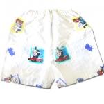 กางเกงจิมเบอิ สีขาว ลาย Thomas