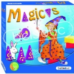 MAGICUS - หมวกพ่อมดแสนกล