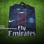เสื้อบอลเวอร์ชั่นนักเตะปารีส เหย้า Player Issue Paris Saint Germain Home 2016/2017