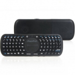 iPazzPort 2.4G Mini Wireless Keyboard for PC Android Smart TV Box LED Light