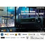 ONKYO TX-NR656 7.2-Channel Network A/V Receiver