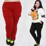 **พรีออเดอร์** กางเกงแฟชั่นเกาหลีไซส์ใหญ่ Brand 3QMiss ขายาว / **Preorder** Plus size Women ฺKorean Hitz Brand 3QMiss Long Trousers