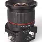 Samyang 24MM F3.5 - Tilt shift For Canon / Sony E / Sony A