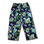 กางเกง สีน้ำเงิน ลาย Toy Story Divide And Conquer 8T