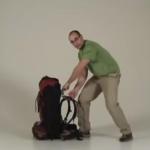 วิธีขั้นตอนการสะพาย กระเป๋าเป้ Backpack