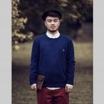 พรีออเดอร์ เสื้อกันหนาว ไซต์ 2XL - 6XL แฟชั่นเกาหลีสำหรับผู้ชายไซต์ใหญ่ แขนยาว เก๋ เท่ห์ - Preorder Large Size Men Size 2XL - 6XL Korean Hitz Long-sleeved Sweater