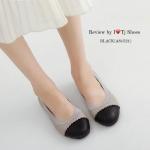 รองเท้าคัชชู ส้นแบน flat ที่เห็นแล้ว Like เลย หนังนิ่ม รุ่นสม๊อคใส่แล้วกระชับเท้าสุดๆ จับแมทกับชุดได้หลาย style ดูน่ารัก มาพร้อมส้นยางอย่างดีใส่สบาย ทรงสวย สวมใส่ก็ ง่ายแถมใส่ได้ตลอด งานคุณภาพดี