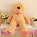 ตุ๊กตาหมีหลับ Light brown 1.0 เมตร