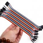 Jumper Wire 20cm 40pcs (Female to male)