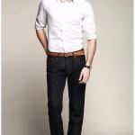 พรีออเดอร์ กางเกงยีนส์กันหนาวแฟชั่นอเมริกา และยุโรปสไตล์ สำหรับผู้ชาย ขายาว - Preorder Men American and European Hitz Style Long Casual Winter Jeans Pants