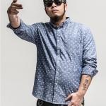 พรีออเดอร์ เสื้อเชิ้ตทำงาน ไซต์ XL - 6XL แฟชั่นเกาหลีสำหรับผู้ชายไซต์ใหญ่ แขนยาว เก๋ เท่ห์ - Preorder Large Size Men Size XL - 6XL Korean Hitz Long-sleeved Shirt