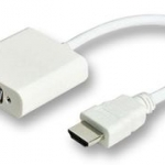 PIVIEW - ADAPTER, HDMI TO VGA, FOR RASPBERRY PI