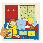 HIDDEN SURPRISE PUZZLES - ปริศนาภาพซ่อน (BEDROOM-ห้องนอน)