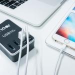 แนะนำที่ชาร์จ Linear Smart Charger - เสียบชาร์จได้หลายช่อง เสียบ USB ไม่มีผิดด้าน
