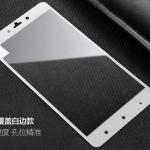 ฟิล์มกันรอยกระจกนิรภัยเต็มจอ Xiaomi Mi Note 9H+ บาง 0.33mm (ขอบขาว)