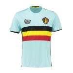 เสื้อบอลทีมชาติเบลเยียม เหย้า Belgium Away 2016