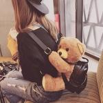 กระเป๋าเป้ Fashion teddy bag