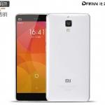เคส Xiaomi Mi4 DFIFAN TPU แบบนิ่ม สีใส