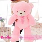 ตุ๊กตาหมีอ้วน Pink 1.2 เมตร