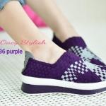 รองเท้าเพื่อสุขภาพ ยางสาน รุ่น X stream ผสมผสานระหว่างรองเท้า ลำลองกับรองเท้าผ้าใบ พื้นยางทรงสปอร์ต ออกแบบมาให้รองรับเท้า ได้อย่างดีเยี่ยม โอบรับสรีระหน้าเท้าได้อย่างดีเยี่ยม น้ำหนักเบา กระชับ เท้า ใส่สบายมาก วัสดุทำจากยางถักเกรดคุณภาพนุ่ม ยืดหยุ่น พื้นทำ