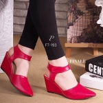 รองเท้าคัทชู ZARA style ทรงสวมหัวแหลม รัดส้น หนังอย่างดี ทรงสวย ใส่ดู เท้าเรียวเล็ก ทรงใส่สบาย ส้นเตารีด พื้นนิ่มอย่างดี แมทได้ทุกชุด สูง 2.5 นิ้ว