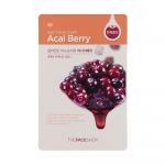 The Face Shop Real Nature Mask Acai Berry