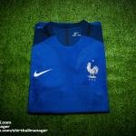 เสื้อบอลเวอร์ชั่นนักเตะฝรั่งเศษ เหย้า Player Issue France Home EURO 2016