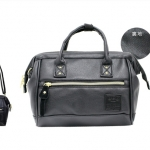 Mini twoway Anello leather Shoulder Bag (สี Black)