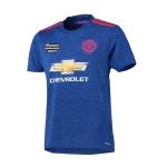 เสื้อบอลแมนเชสเตอร์ ยูไนเต็ด เยือน Manchester United Away 2016/2017