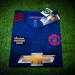 เสื้อบอลเวอร์ชั่นนักเตะ Adizero แมนเชสเตอร์ ยูไนเต็ด เยือน Manchester United Away 2016/2017