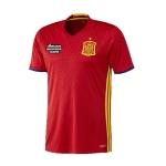 เสื้อบอลทีมชาติสเปน เหย้า Spain Home ยูโร EURO 2016