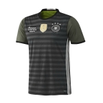 เสื้อบอลทีมชาติเยอรมัน เยือน Germany Away 2016