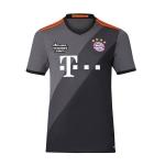 เสื้อบอลบาเยิร์น มิวนิค เยือน Bayern Munich Away 2016/2017