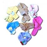 ตุ๊กตาผ้าพันคอมือสอง ขายเหมา Set 25 ผืน