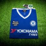 เสื้อบอลเวอร์ชั่นนักเตะ Adizero เชลซีเหย้า Chelsea Home 2016/2017