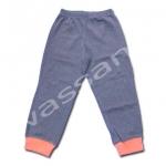 กางเกง สีน้ำตาล-ส้ม ยี่ห้อ H&M 2T