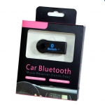 OEM ตัวรับสัญญาณบลูทูธรถยนต์ BT310 Car Bluetooth Music Receiver and Hands-Free (สีดำ)