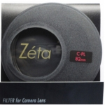 82 mm Kenko Zeta CPL Filter Cir-PL Circular Polarizing