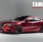 ชุดแต่ง ชุดแต่งรอบคัน Mazda 3 ปี 2014-15
