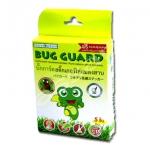 แผ่นแปะไล่แมลงสาบสมุนไพร Bug Guard
